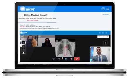 interactive telehealth software