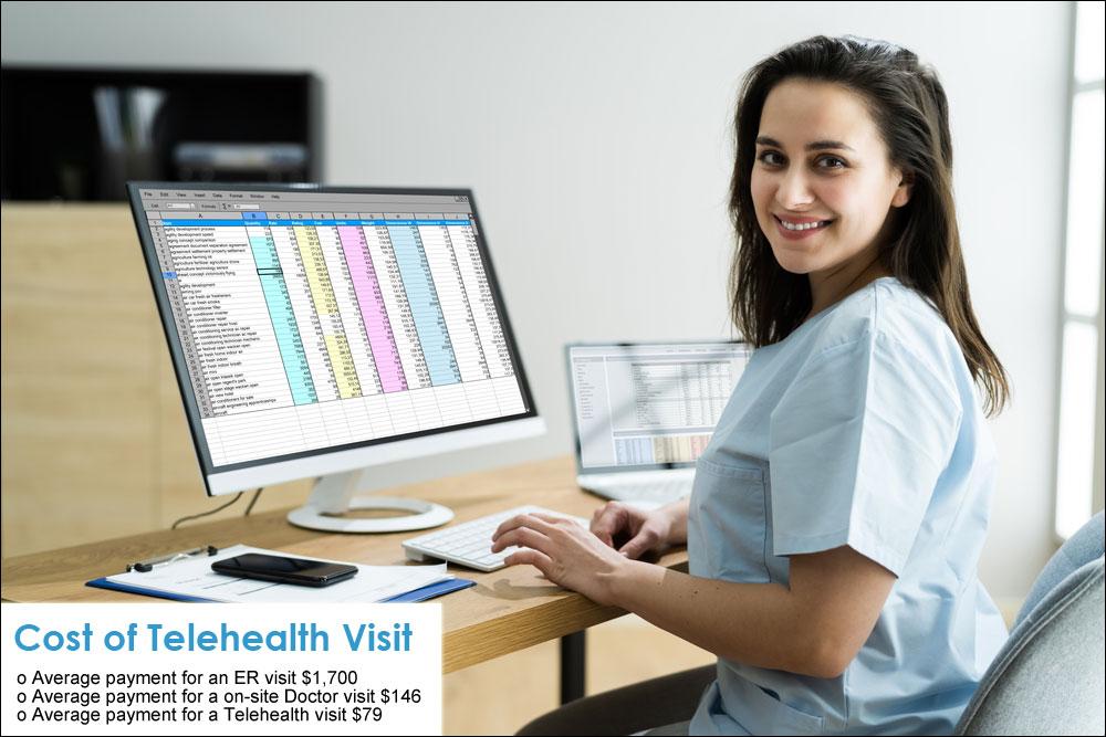 Secure Telehealth Software