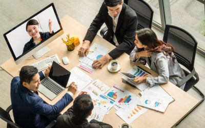 Five Benefits of Video Conferencing if You Work in Finance